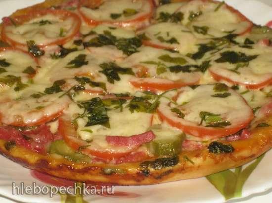Пицца в мультиварке Redmond RMC - M90