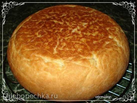 Пирог блинный Курник в мультиварке Stadler Form