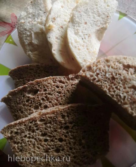 Хлеб в микроволновке за 3 минуты