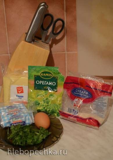 Сырные фрикадельки с овощами Лучшее без мяса (мультиварка Brand 37501)