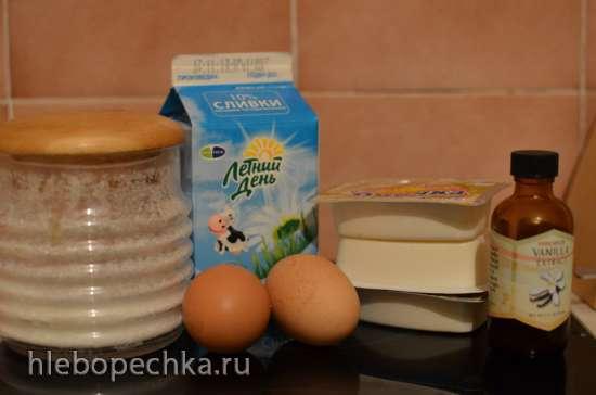 Мороженое Сливочный сыр