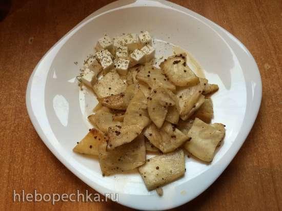 Сельдерей с семенами горчицы  в мультиварке Steba DD2