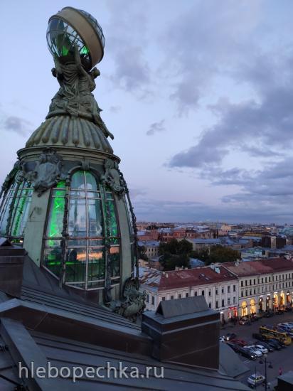 Выходные в Питере, или Куда сходить с друзьями в Санкт-Петербурге