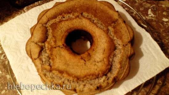 Маковый кекс на сметане (Кексница GFW-025 Keks Express)