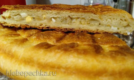 Тесто «Рублёвское»