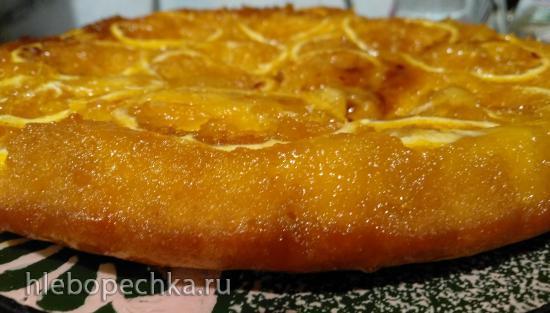 Лимонный пирог-перевертыш (мультипечь GFB-1500 Pizza-grill)