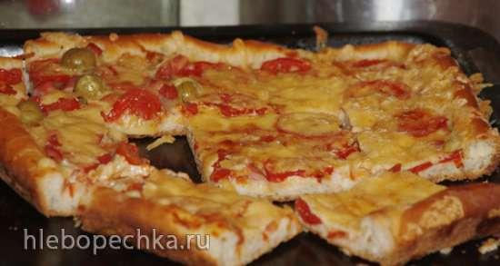 Пицца из кинофильма Красотка