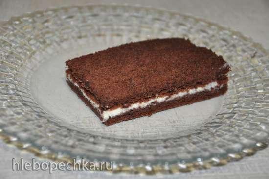 Пирожные а-ля Киндер Дэлис