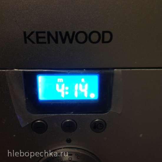 Полтавская приправа в Kenwood KM 086