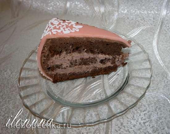 Творожно-Масляный крем для торта рецепт с фото