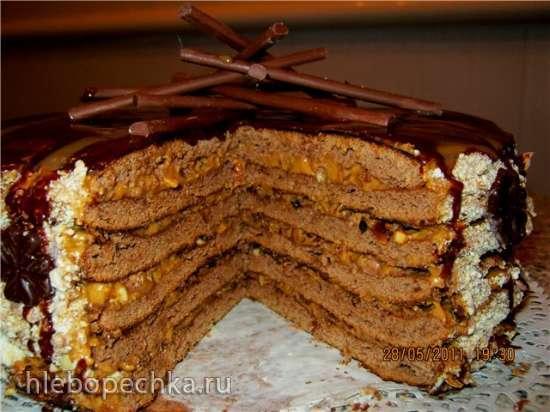Торт «Марс»