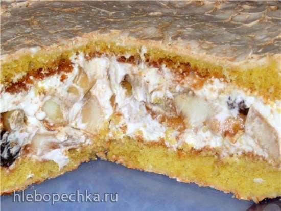 Луяшие рецепты тортов с фото
