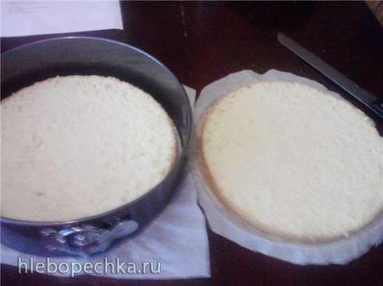 Торт «Рубиновая жемчужина»