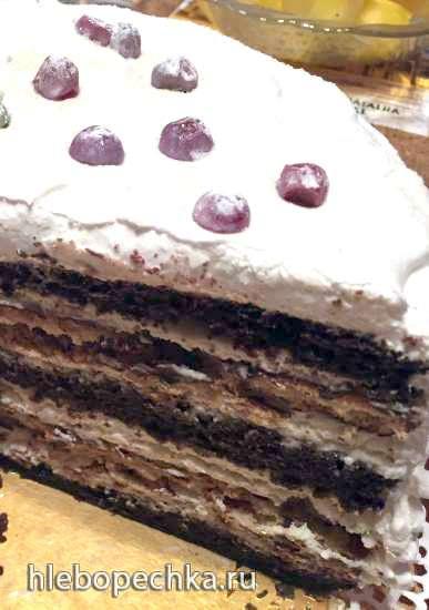 Разрезы тортов