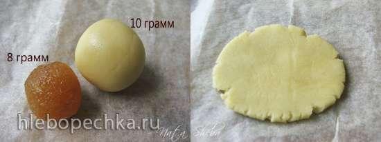 Ананасовые пирожные Фенли-су