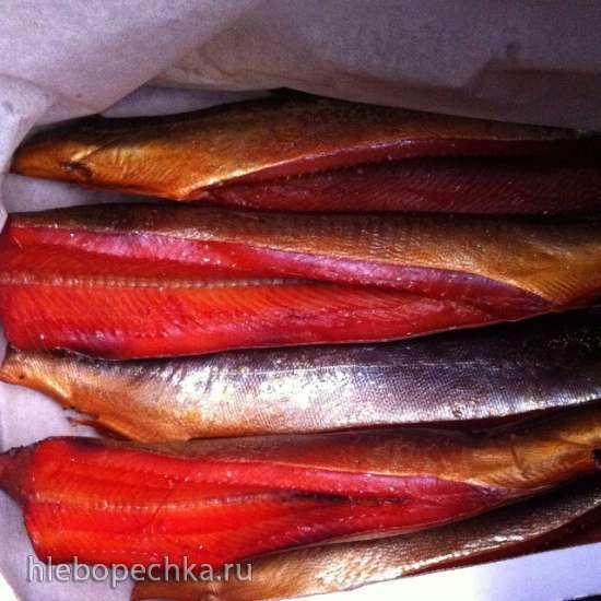 Совместная закупка сахалинских морепродуктов в Москве