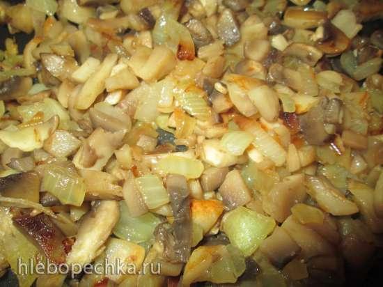 Рулет из индейки - закуска и основное блюдо