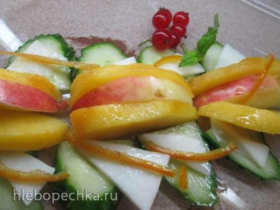Салат фруктовый Приглашение на пикник