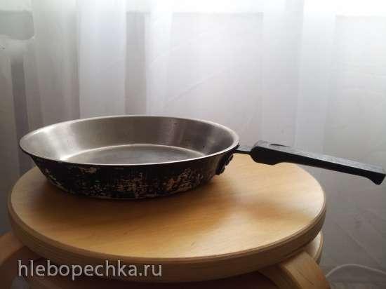 Опознание сковороды