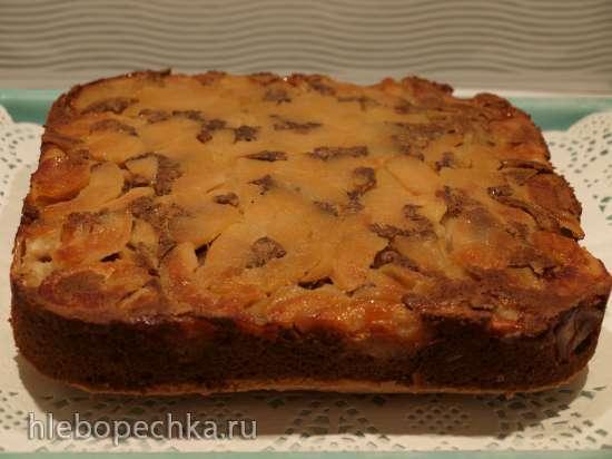 Яблочно-маковый десерт (Jableсno-makovy dezert)