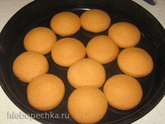 Пряники на жжёном сахаре
