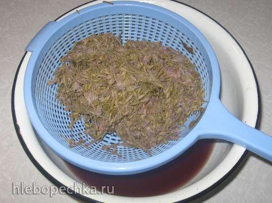 """Кипрейный """"мёд"""""""