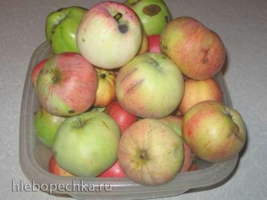 Фруктовое (овощное) пюре или повидло в микроволновке