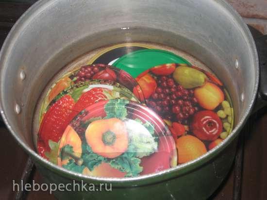 Густое повидло/пюре из сочных ягод (фруктов, овощей) без загустителей в микроволновке (на примере абрикосов и черешни)