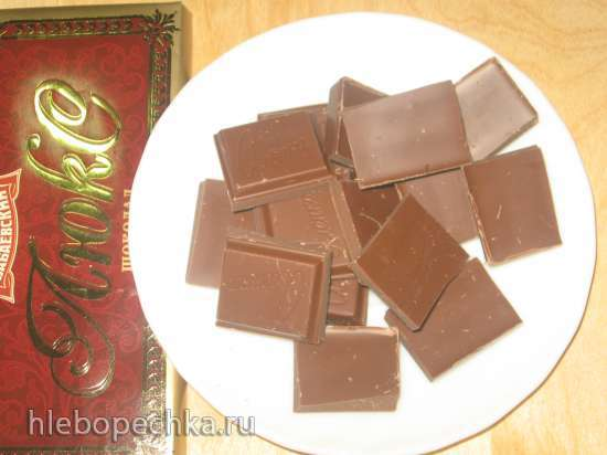 Блинчики «Шоколадница» (мастер-класс)