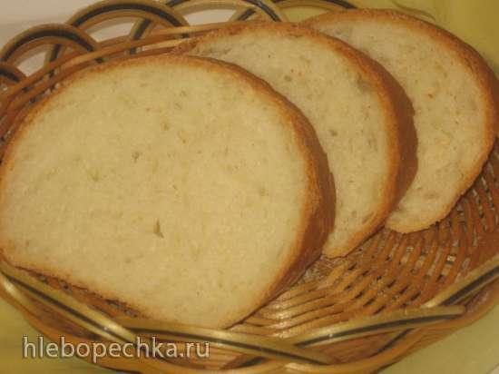 Хлеб пшеничный творожный (духовка)