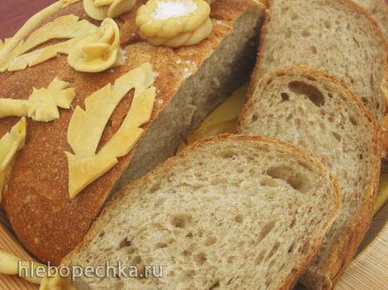 Хлеб «Каравай» для дорогих гостей