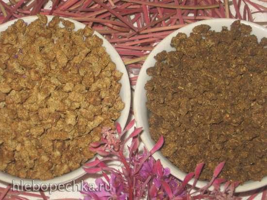 Иван-чай Пушистый (из незрелых семенных коробочек)