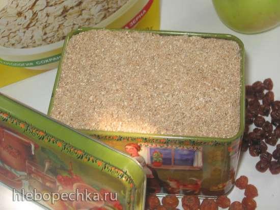 Продукты из жмыха: 1) клетчатка; 2) порошок для выпечки; 3) добавки в чай; 4) заменитель чая