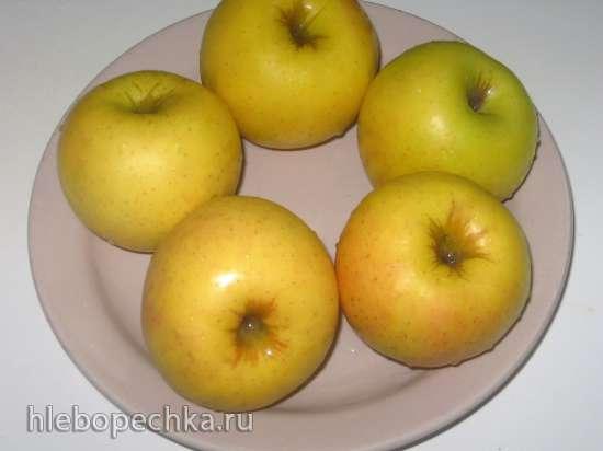 Чизкейк в яблоке