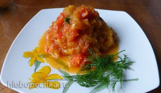 Кабачок сорта «Спагетти»