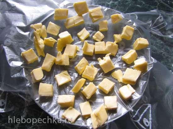 Нежный хлебец-суфле из щуки
