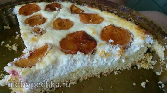 Антикварный творожный пирог от Свекрови