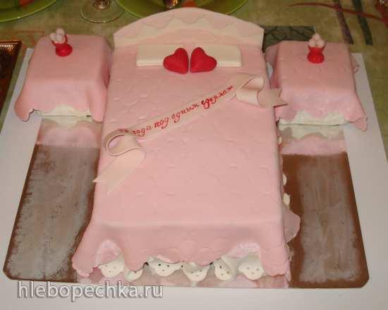 Мебель (торты)
