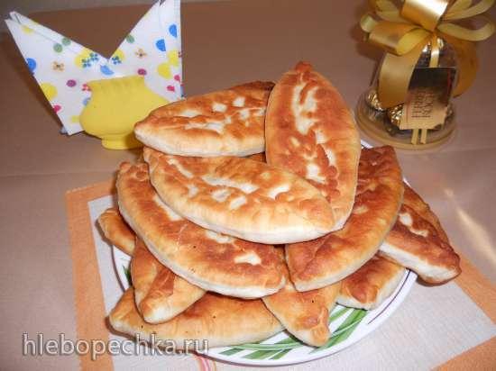 Жареные пирожки (без заморочек)