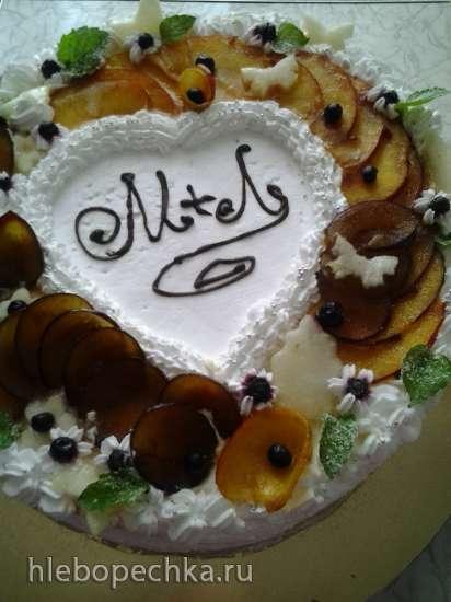 Фруктовые торты