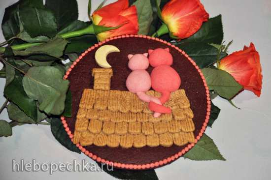 Украшаем пряники, печенье