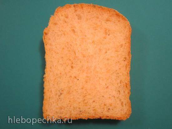 Хлебное тесто на крупяном отваре и пшеничной каше