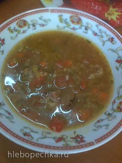Суп «Шашлычный»