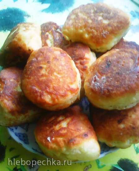 Сырники, или Творожники, самые простые, от Ларисы Рубальской