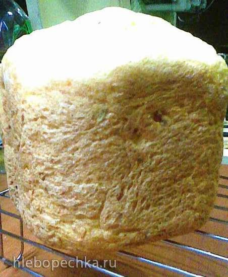 Кукурузный хлеб с картофельным порошком