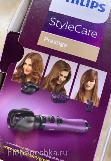 Продаю: Стайлер для волос Philips prestige