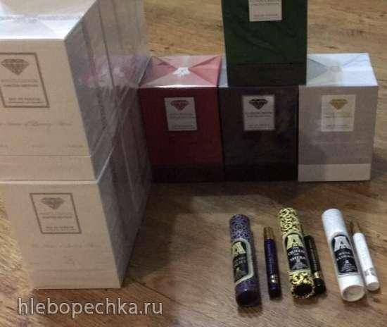 Парфюмерия,распивы,косметика (СП, Россия)