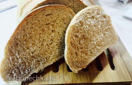 Пшенично-ржаной хлеб с добавлением закваски Seitenbacher