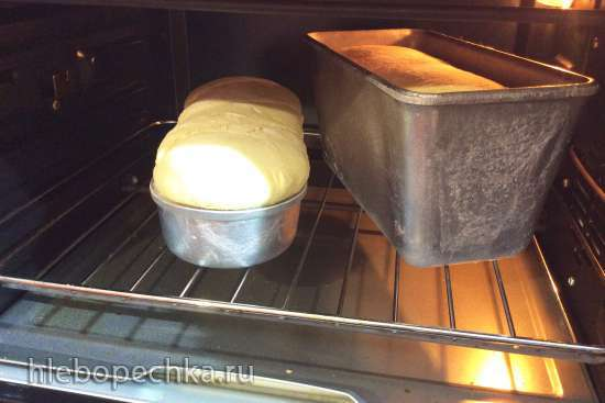 Хлеб пшенично-кукурузный на сыворотке (Steba KB28ECO)