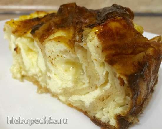 Ленивая сербская сырница (минипечь Steba 28 Eco Line)